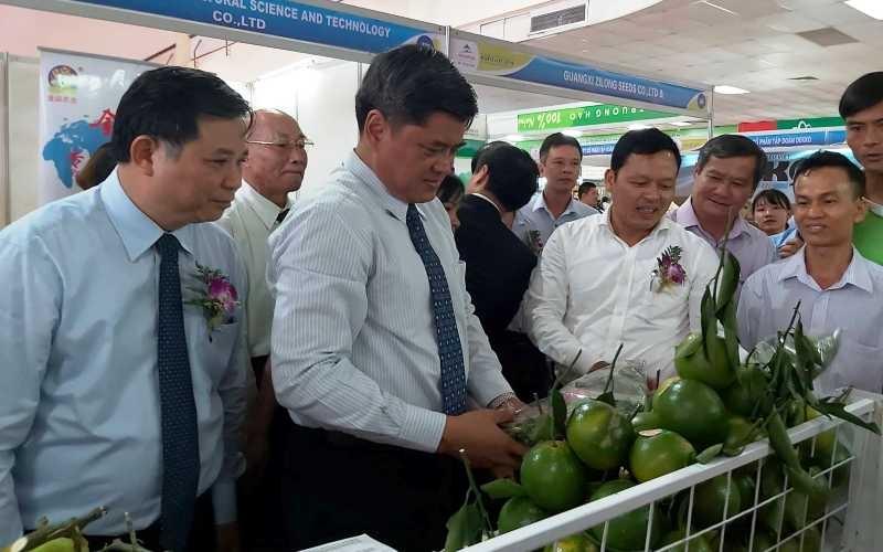 Thông tin Hội chợ triển lãm Nông nghiệp Quốc tế lần thứ 20 AgroViet 2020