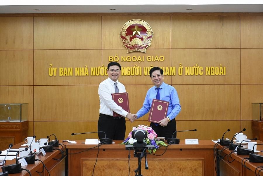 Thúc đẩy mạng lưới tiêu thụ hàng hóa Việt Nam ở nước ngoài