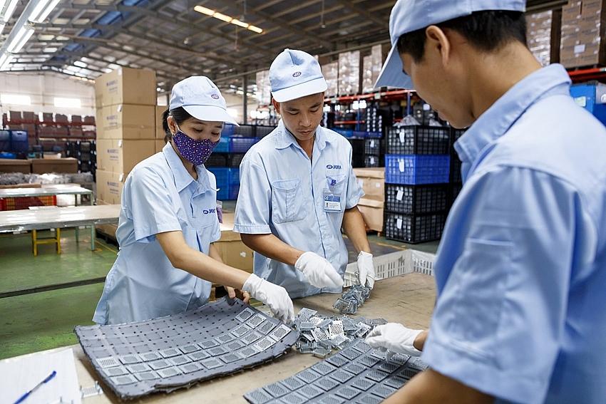 Nhiều thách thức với mục tiêu phát triển công nghiệp hỗ trợ