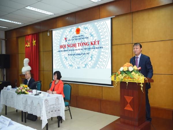 Chương trình cấp quốc gia về Xúc tiến thương mại năm 2019: Đóng góp tích cực vào kim ngạch xuất khẩu (25-12-2019)