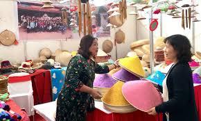 Thông tin Hội chợ Làng nghề và sản phẩm OCOP Việt Nam năm 2020