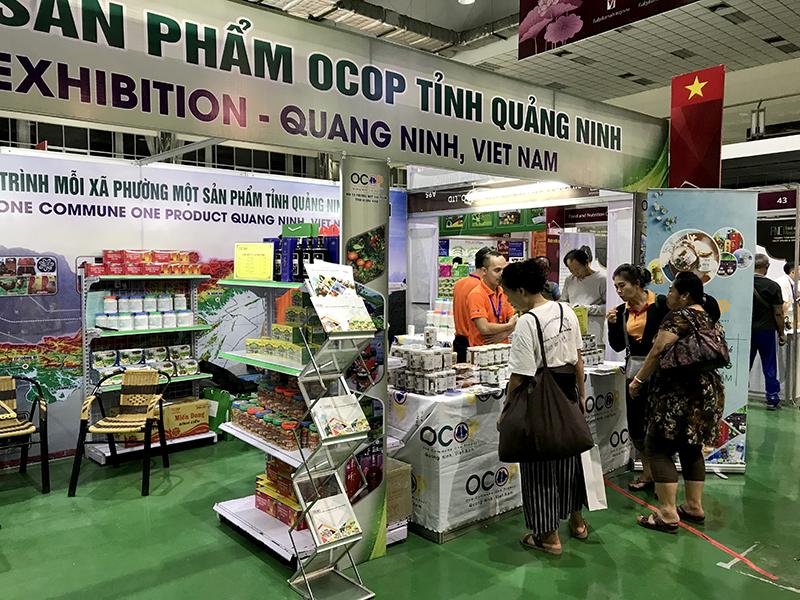 Thông tin Hội chợ OCOP Quảng Ninh - Hè 2021