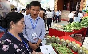 Quyết tâm thực hiện mục tiêu CÔNG NGHIỆP HÓA NỀN NÔNG NGHIỆP Khẳng định thương hiệu nông sản Việt Nam tại thị trường trong nước và quốc tế