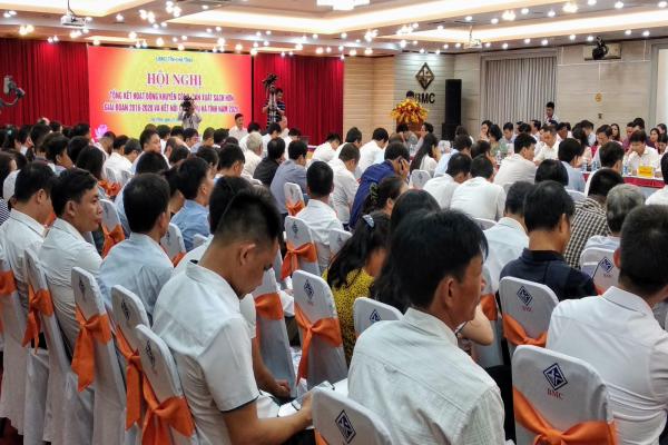 Trung tâm Khuyến công Xúc tiến thương mại & phát triển cụm công nghiệp Ninh Bình tham gia Hội nghị kết nối cung cầu tại Tỉnh Hà Tĩnh