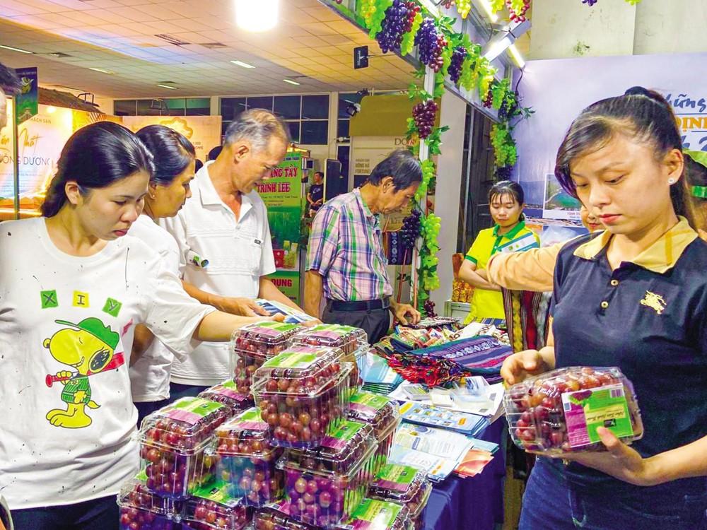 Thông tin Hội chợ Công thương và sản phẩm OCOP- Ninh Thuận 2020