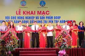 Thông tin Hội chợ Nông nghiệp và sản phẩm OCOP khu vực ĐBSCL tỉnh An Giang