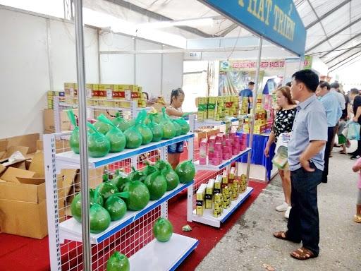 """Thông tin Hội chợ triển lãm """" Mỗi xã, phường một sản phẩm – Thái Nguyên năm 2020"""""""