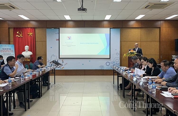 Việt Nam – Hàn Quốc: Cơ hội hình thành chuỗi liên kết giá trị sản xuất bền vững trong điện thoại
